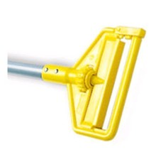 """Rubbermaid FGH12500 Invader® Side Gate Wet Mop Handle Aluminum 54"""" Lot o... - $132.76"""