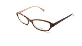 Oliver Peoples Rx Eyeglasses Frames Cylia Otpi 45x15 Striped Havana on Pink Kids - $80.36