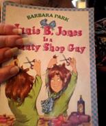 Junie B. Jones is a Beauty Shop Guy  GUC PB Book - $0.25