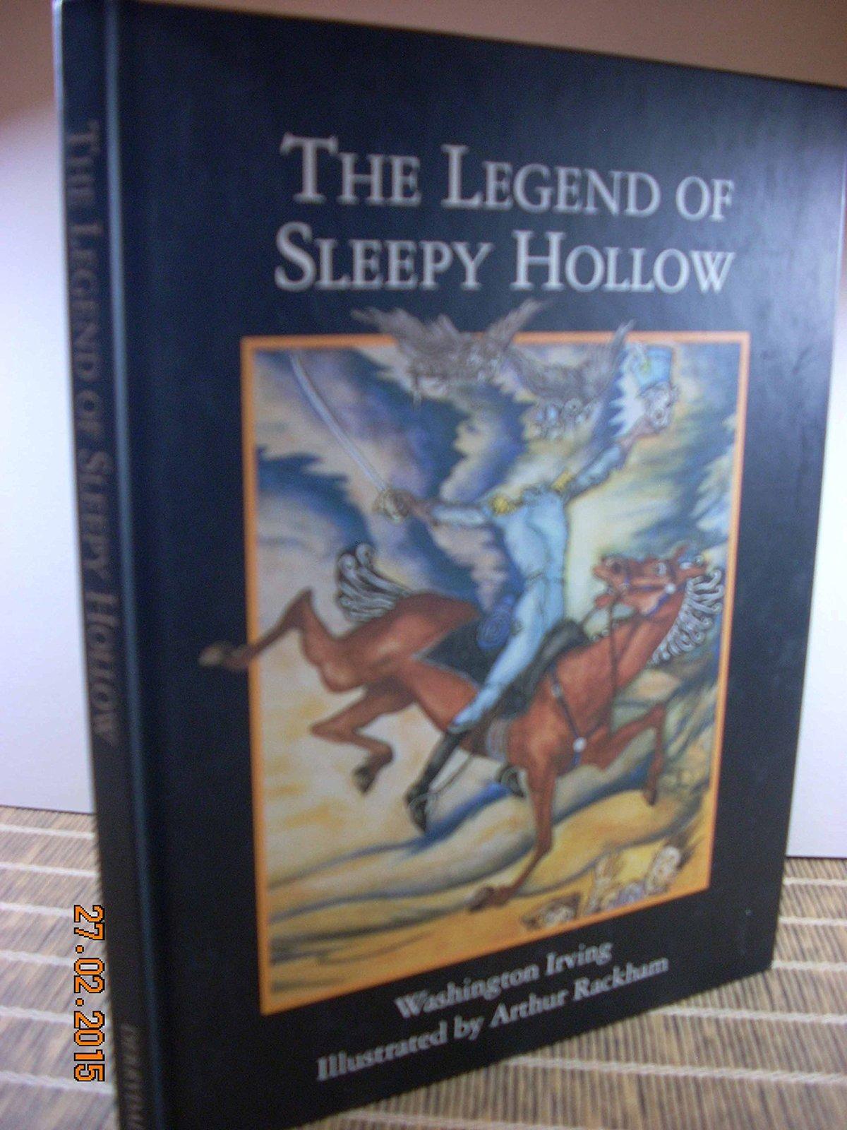 legend of sleepy hollow vs pip