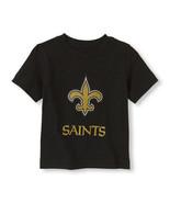 NFL  New Orleans Saints Boy or Girl Top T-Shirt Infant 9-12 M NWT - $11.69