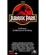 Jurassic Park VHS Tape - $1.50