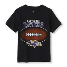 NFL Baltimore Ravens Boy or Girl  Top T-Shirt Infant Size 9-12 M NWT - $11.69