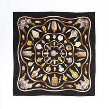 Hermes Pourvu qu' on ait l'ivresse Silk Scarf - $305.00