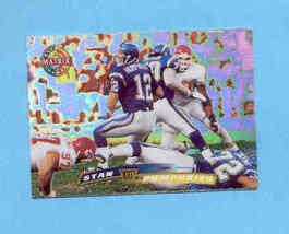 1996 Stadium Club Stan Humphries Matrix Insert Chargers - $1.50