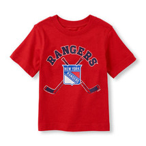 NHL New York Rangers Boy or Girl  Top  Shirt Infant Size 9-12M NWT - $14.39