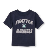 MLB Seattle Mariners Boy or Girl  Top  Shirt Infant Size 6-9M NWT - $11.69