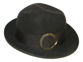 Woman's Fedora 100% Wool Hat Charter Club - $12.59