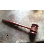 Wooden Gavel - $7.00