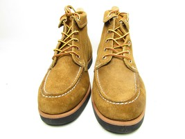 Sebago docksides Waldo  Tan  Leather Men's Booties Sz 7.5 - $87.07