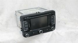 2010-2015 Volkswagen Touch Screen Navigation Radio Head Unit 1K0-035-274-D