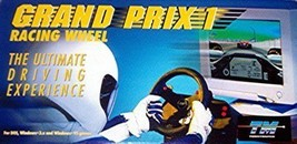 Grand Prix 1 Computer Racing Console Game by ThrustMaster (NIB) - $79.95