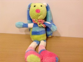 Stephan Baby Lot of 5 Pcs Soft Plush Toys Mini Medicine Bottle Giraffe Lion image 4