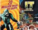 20 MILLION MILES TO EARTH + IT CAME FROM BENEATH THE SEA Blu-ray Ray Harryhausen