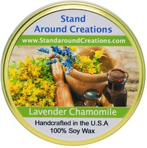 Premium 100% All Natural Soy Wax Aromatherapy Candle - 11 oz. Tureen - L... - $15.99