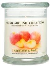 Premium 100% Soy Candle - 12 - oz. Status Jar - Scent: Apple Jack & Peel... - $19.99