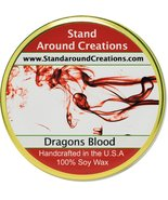Premium 100% Soy Tureen Candle - 11 oz. - Dragon's Blood - A potent eart... - $15.99