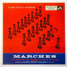 Marches [Vinyl] Several Composers; Lieutenant Colonel F. Vivian Dunn and... - $2.00