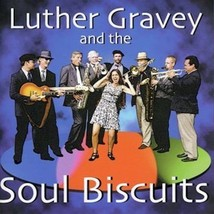 Luther Gravey and the Soul Biscuits (CD) - €6,19 EUR