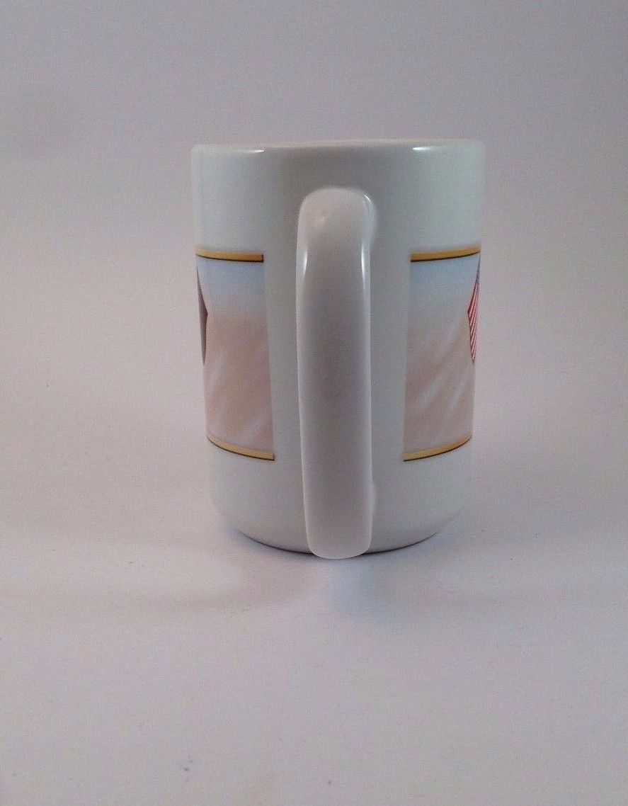 Al Udeid Qatar Air Base Air Force White Cup and 17 similar items