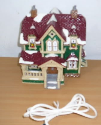 Primary image for Dept 56 Original Snow Village Hartford House 5426-7