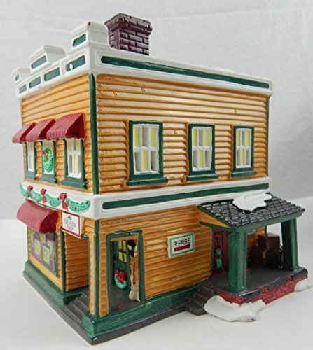 Primary image for Department 56 Original Snow Village Al's TV Shop