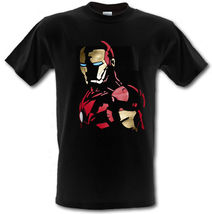 iron man, Marvel ,T-shirt,100% Cotton, Men - £9.46 GBP - £14.61 GBP