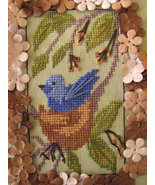 Birds Of A Funky Feather 10 cross stitch chart By The Bay Needleart  - $9.00
