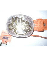 New NWT $195 Mens Womens Unisex Nike Country Belt Oregon Brown Rare Mt H... - $265.00