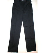New NWT $70 Gap Perfect Trouser Pants 00 Regular Navy Blue 24 Dark Work ... - $27.98