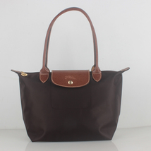 Longchamp Le Pliage Small Nylon Tote Bag Coffee 2605089203 - $75.00