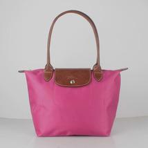 Longchamp Le Pliage Small Nylon Tote Bag Fucshia 2605089455 - $75.00