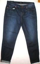 New J Brand Jeans Dark Womens NWT Aidan Slouchy Boy Jean 29 Ringer image 1