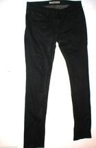 New J Brand Jeans Pencil Leg 29 30 X 32 Skinny Stretch Dark Womens Venom Coated image 1