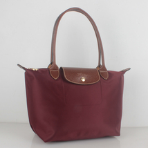 Longchamp Le Pliage Small Nylon Tote Bag Wine 2605089009 - $75.00