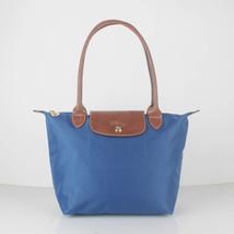 Longchamp Le Pliage Small Nylon Tote Bag Indigo 2605089506 - $75.00