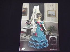 Annie's Attic Potter Fashion Bed Doll February Crochet Pattern 1995 Trou... - $3.78