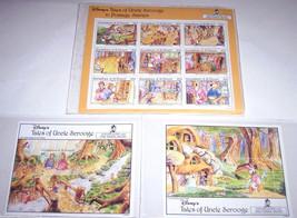 Disney Tales Uncle Scrooge Goldilocks 3 Bears P... - $59.95