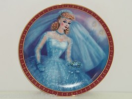 Barbie Doll Collector Plate Bride to Be High Fashion 1959 Danbury Mint V... - $59.95
