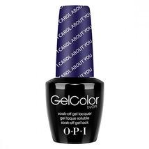 OPI GelColor I Carol About You GC F03 Soak Off Led/UV Gel Polish .5oz - $13.90