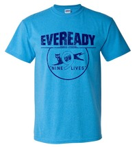 Eveready t shirt retro distressed vintage style buy online graphic tee thumb200
