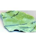 Green Serpentine Rough - $16.98