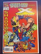 Spider-Man and X-Factor (1994) #1 9.4 NM Near Mint Marvel Comics High Grade - $2.97