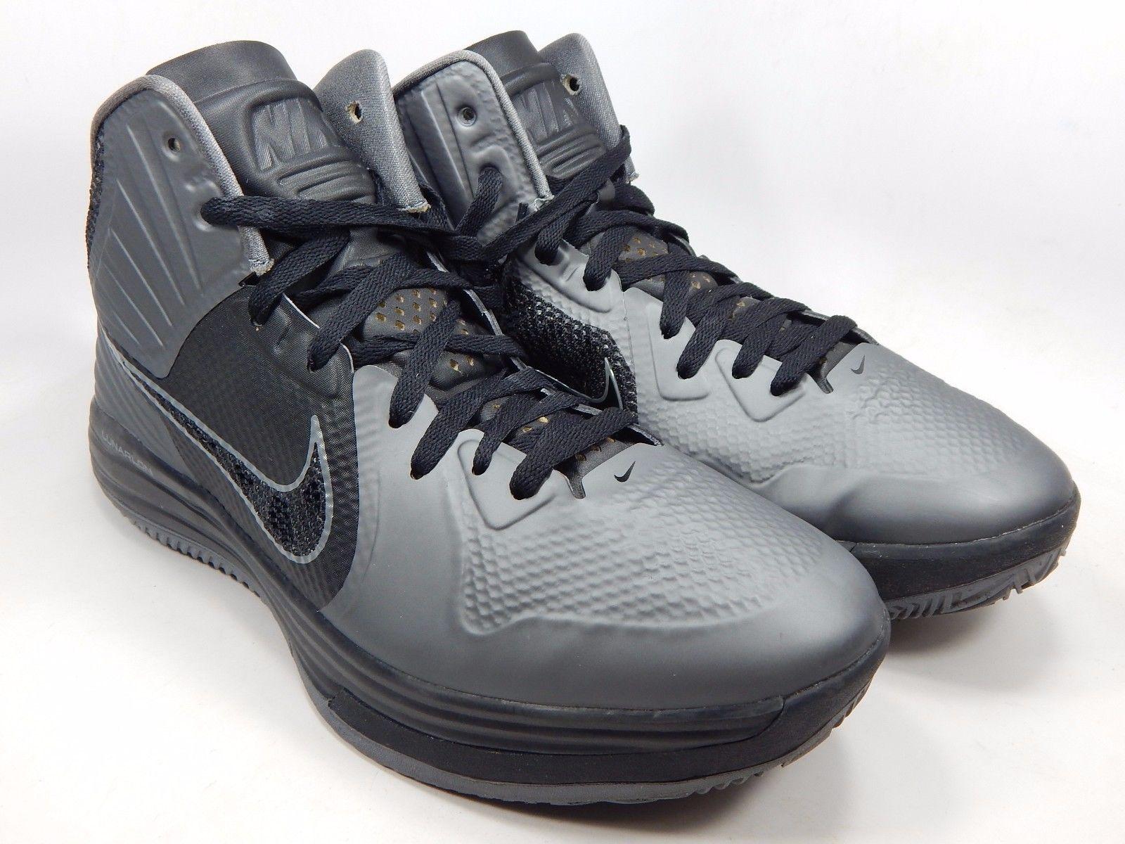 super popular a37b7 63f9f Nike Lunar HyperGamer Men s Basketball Shoes Sz US 11.5 M (D) EU 45.5  469756-007