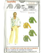 Burda Sewing Pattern 8066 Misses Blazer Jacket ... - $9.99