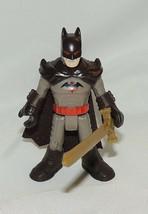 Neu Imaginext Dc Super Friends Blinde Tasche Ser 4 Thomas Wayne Batman - $7.91