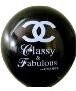 Chanel classy fabulous black white balloon thumbtall
