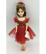 "Madame Alexander Elise Fire Bird Doll #1605 Vintage 18"" Crown Shoes - $89.09"