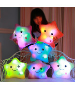 Luminous Pillow Christmas Toys Led Light Colorf... - $14.50
