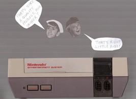 Nintendo NES Deluxe Gray Console (NTSC)[ COMPLETE ] - $124.99